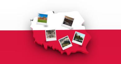 Najpiękniejsze miejsca w Polsce – Atrakcje polskich miast.